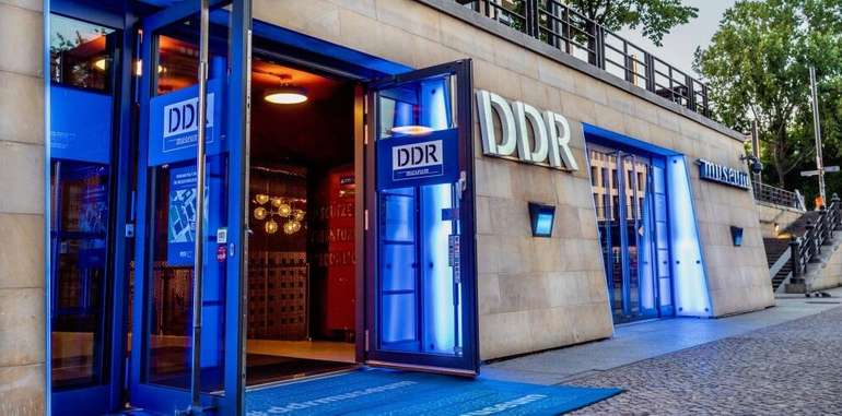 Berlin: DDR Museum • Museum Ticket + 4* Hotel ab 50 € pro Person