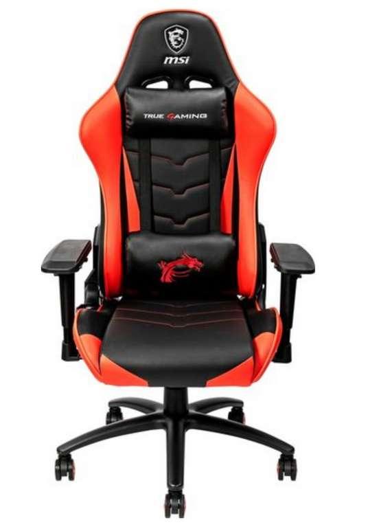 "MSI Gaming-Stuhl ""MAG CH120"" in Schwarz/Rot für 222,10€ inkl. Versand (statt 266€)"