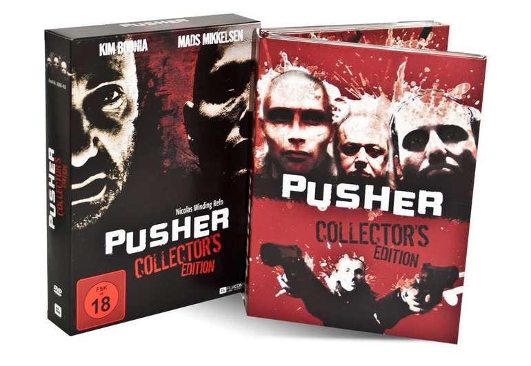 Pusher - Collector's Edition (DVD) für 7,99€ inkl. Versand (statt 23€)