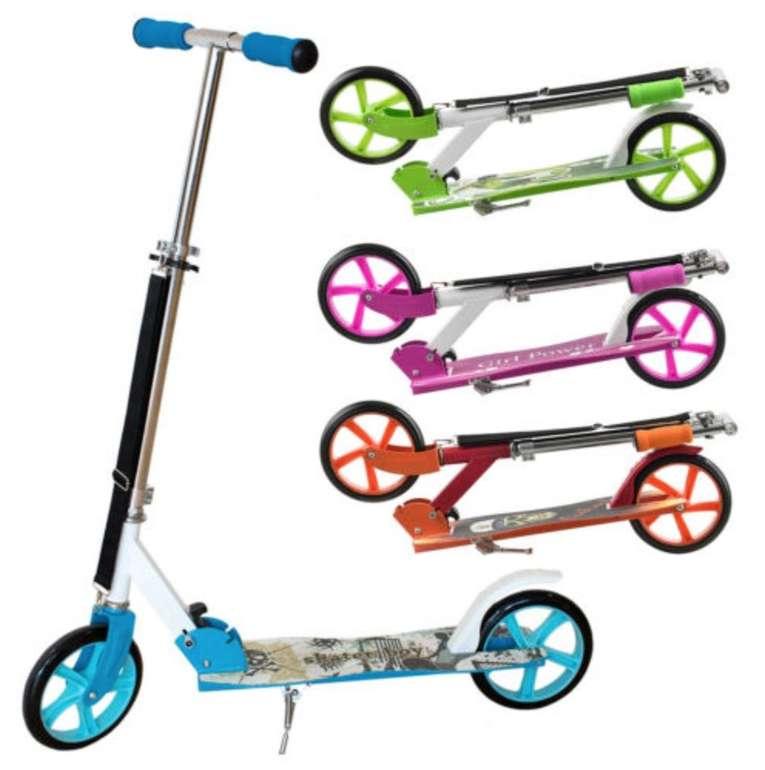 ArtSport Big Wheel Aluminium Cityroller für 28,95€ inkl. Versand (statt 35€)
