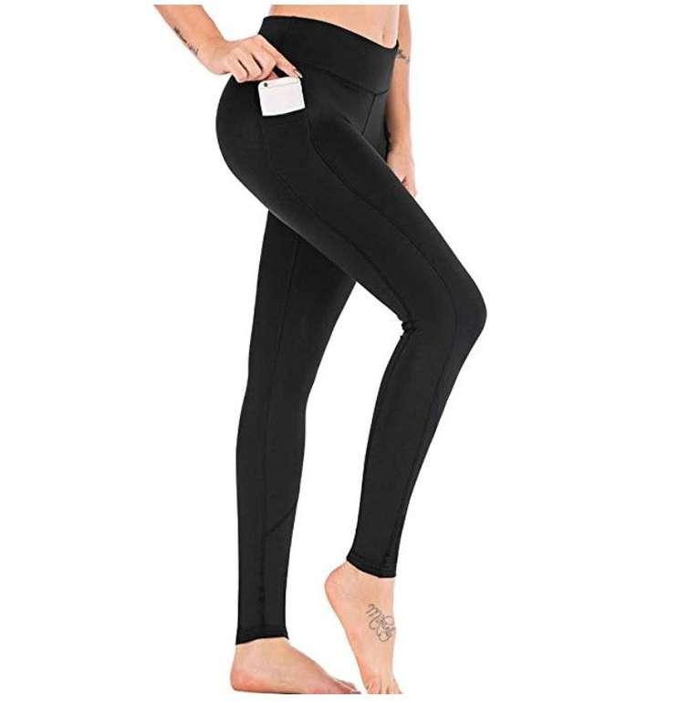 Vanmo Damen Farbyogahosen bzw. Fitnesshosen (schnell trocknend) für je 6,60€ (statt 33€)