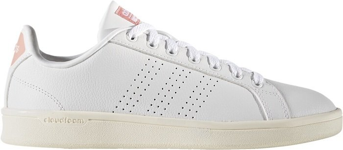adidas NEO Cloudfoam Advantage Clean W Damen Sneaker für 29,99€ (statt: 48€)
