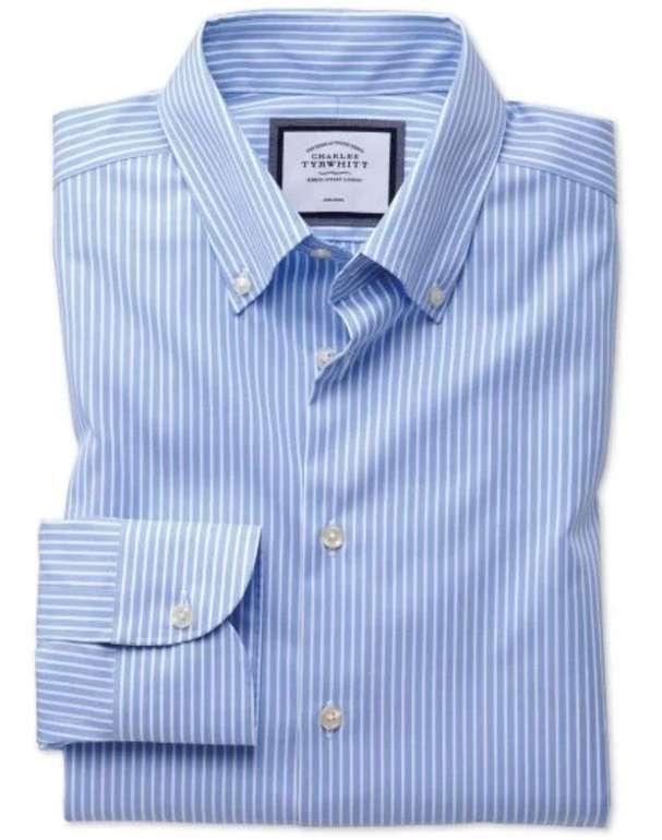 Charles Tyrwhitt Sale bis zu 70% Rabatt + 20% Extra Rabatt - z.B. Hemd schon für 22,36€ (statt 50€)