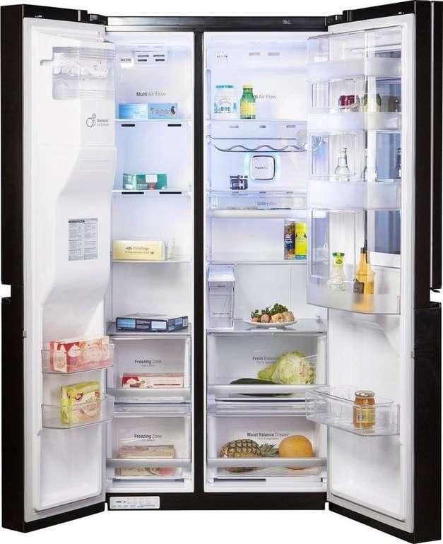 Rakuten Rush Hour: 15-fach Punkte bei ausgewählten Händlern, z.B. LG Side-by-Side Kühlschrank für 1.579€