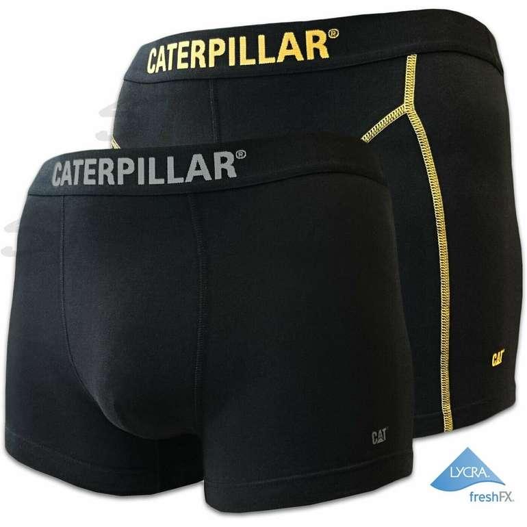 Cat Caterpillar Herren Boxer Shorts (oder Long) im 4er Pack für 24,99€ inkl. Versand (statt 30€)