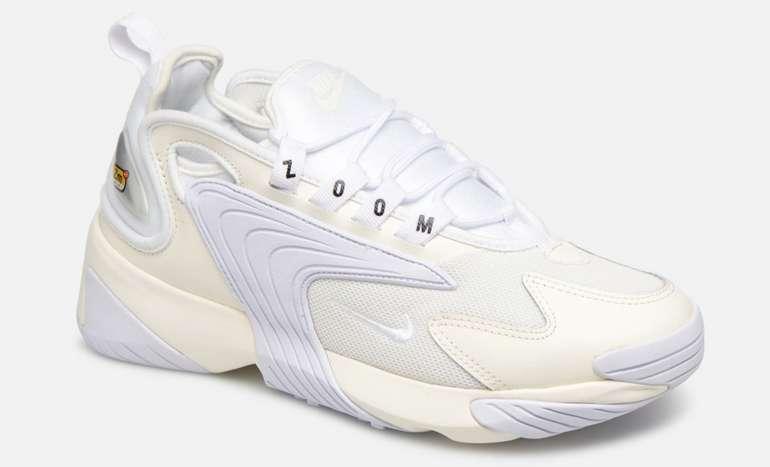 Nike Wmns Nike Zoom 2K Damen Sneaker in Weiß für 63€ inkl. Versand (statt 90€)