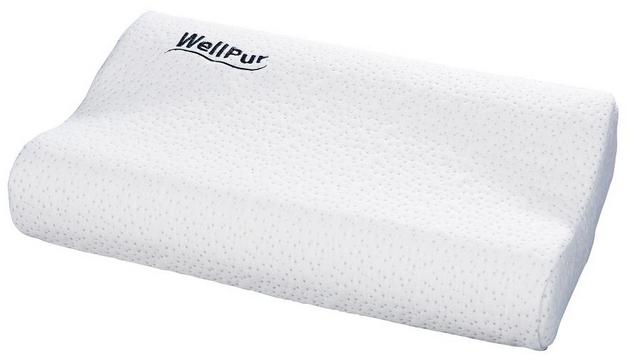 WellPur Nackenstützkissen 47x30cm für 9,95€ bei Abholung (+5€ VSK)