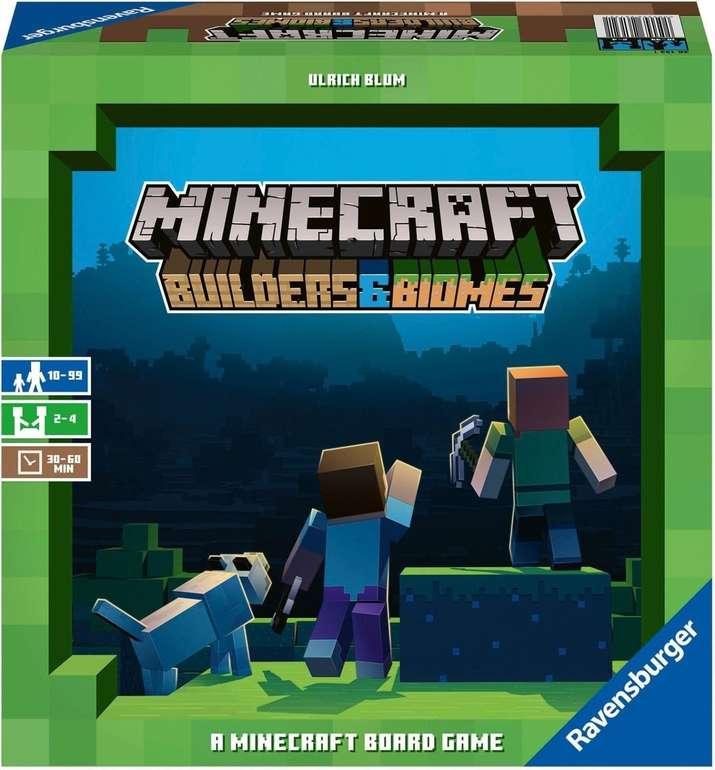Ravensburger Minecraft Builders & Biomes (26132) für 19,99€ zzgl. Versand (statt 25€)