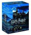 Harry Potter Komplettbox (alle Teile) auf Blu-ray für 24,07€ (statt 40€)