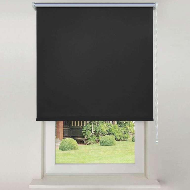 Einfeben Verdunkelungsrollos reduziert, z.B. schwarz 40 x 160 cm für 16,09€ (statt 23€)
