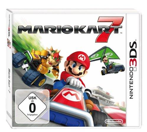 Mario Kart 7 für den 3DS (Bis zu 8-Spieler) zu 25€ inklusive Versand (statt 36€)