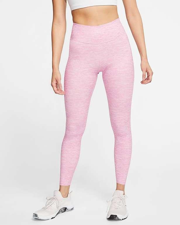 Nike One Luxe melierte Damen-Tights in verschiedenen Farben für 29,38€ inkl. Versand (statt 47€)