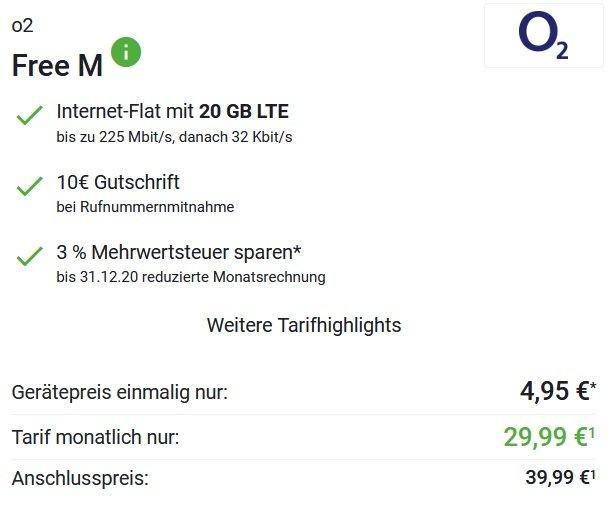 Google Pixel 5 128GB o2 Free M Allnet-Flat 20GB LTE