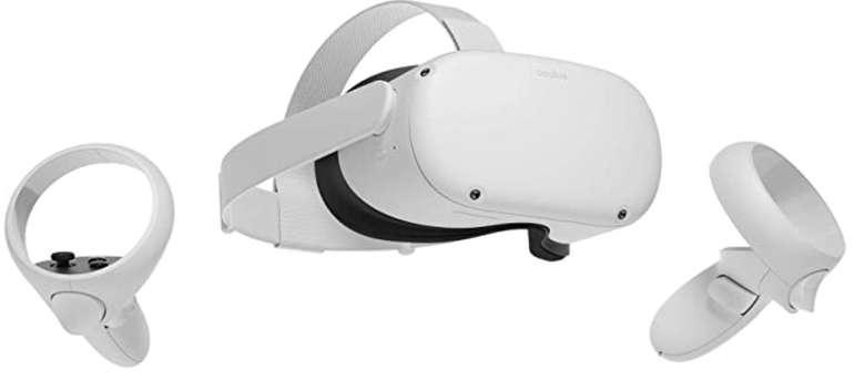 Oculus Quest 2 64GB VR Virtual Reality Headset für 346,22€ inkl. Versand (statt 404€)