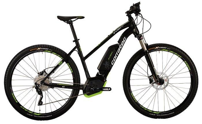 3 E-Bikes mit Boschmotoren im Angebot z.B. Corratec X-Vert 29 CX für 1749,94€