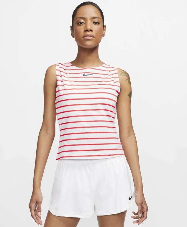 Nike Court Dri-FIT Damen Tanktop Maria für 27,28€ inkl. Versand (statt 43€) - Nike Membership