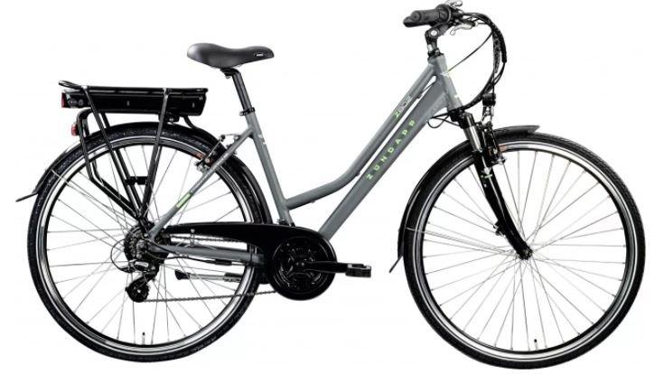 Zündapp Trekking E-Bike Z802 (28 Zoll, 21-Gang) für 799,00€ inkl. Versand (statt 924€)