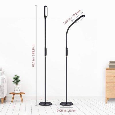 LED Stehlampe von TaoTronics für 42,49€ inkl.Versand (statt 50€)