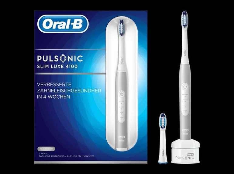 ORAL-B Pulsonic Slim Luxe 4100 elektrische Zahnbürste für 50,99€ inkl. VSK