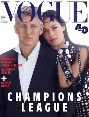 Vogue Schnupperabo mit 3 Ausgaben für 22,20€ + 22,20€ Verrechnungsscheck
