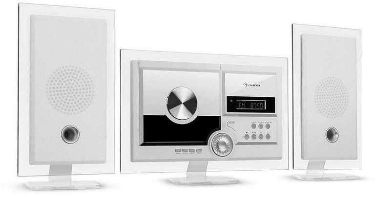 Auna Stereo Sonic DAB+ Stereoanlage, DAB+ für 74,99€inkl. Versand (statt 88€)