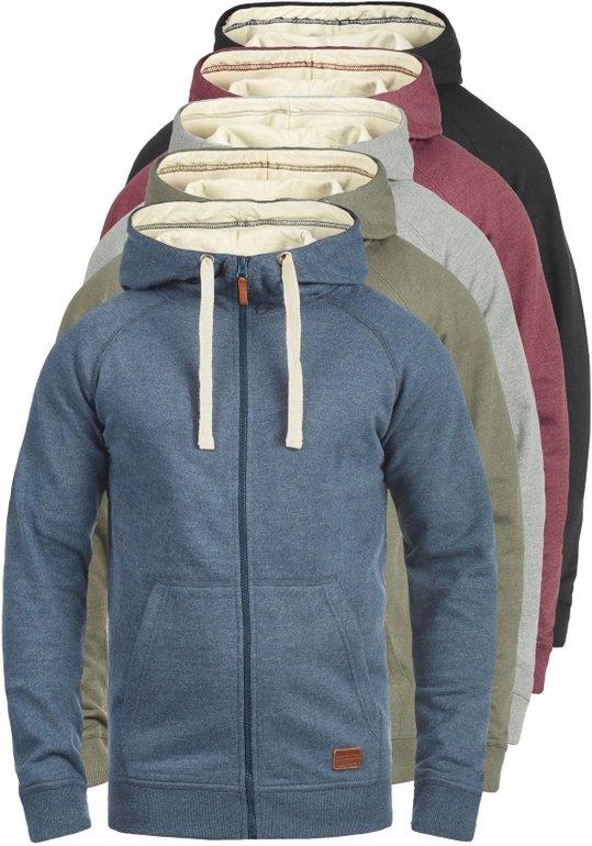 Verschiedene BLEND Speedy Zipper/Hoodies für Herren nur je 21,95€ inkl. Versand