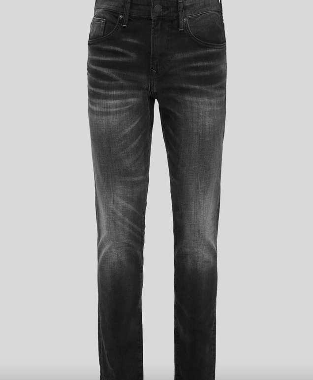 """C&A Herren Jeans """"The Slim"""" in schwarz für 14,99€ inkl. Versand (statt 30€)"""