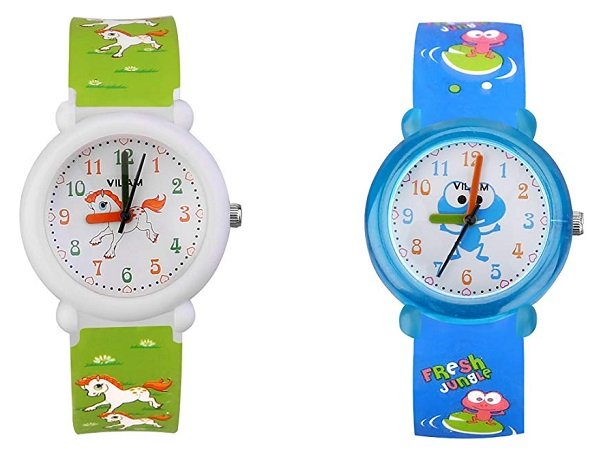 XREXS Kinderarmbanduhr für nur 4,04€ inkl. Versand mit Prime