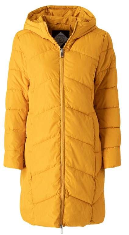 Mister-Lady Fashion Sale mit bis zu 70% Rabatt auf Sale - z.B. Steppmantel mit Kapuze in gelb für 12€ (statt 60€)