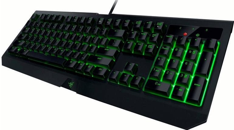 Razer Blackwidow Ultimate 2017 Gaming Tastatur, Mechanisch für 66€ (statt 99€)