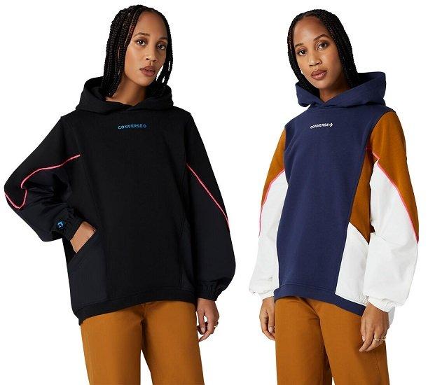 Converse Blocked Alt Terrain Damen Hoodie in zwei Farben für je nur 49,99€ (statt 70€)