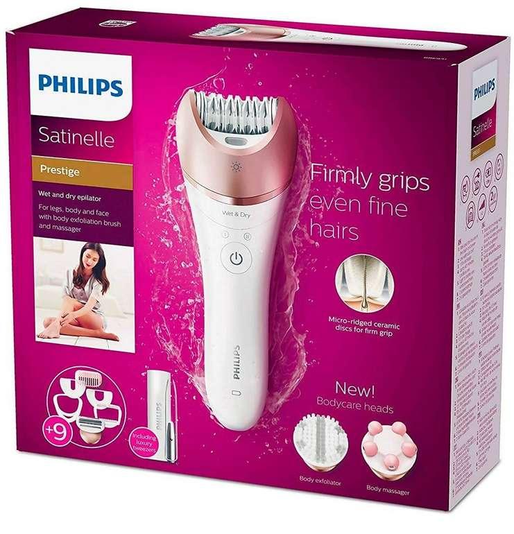Philips BRE 651/00 Satinelle Epilierer Set für 69€ inkl. Versand (statt 93€)