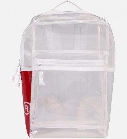 Levi's Damen Rucksack L Pack Mini Clear für 38,17€ inkl. VSK (statt 50€)