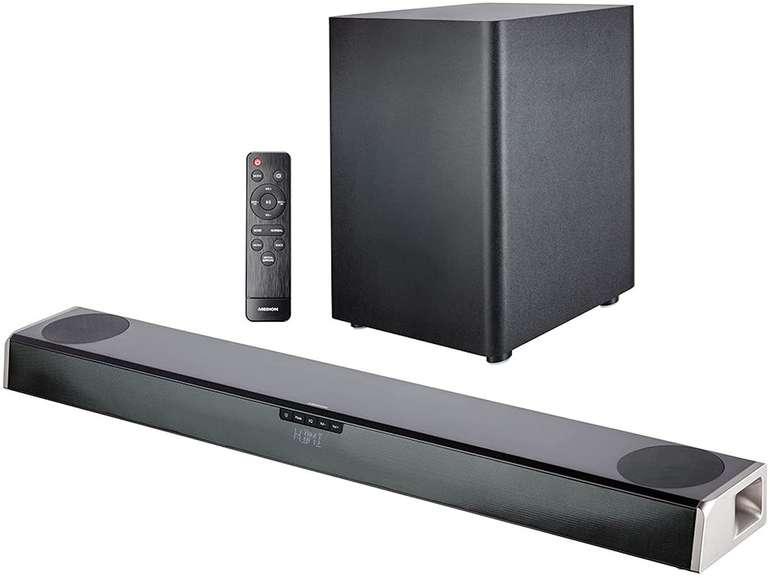 Medion S61388 2.1 Soundbar mit Subwoofer für 132,94€ inkl. Versand (statt 180€)
