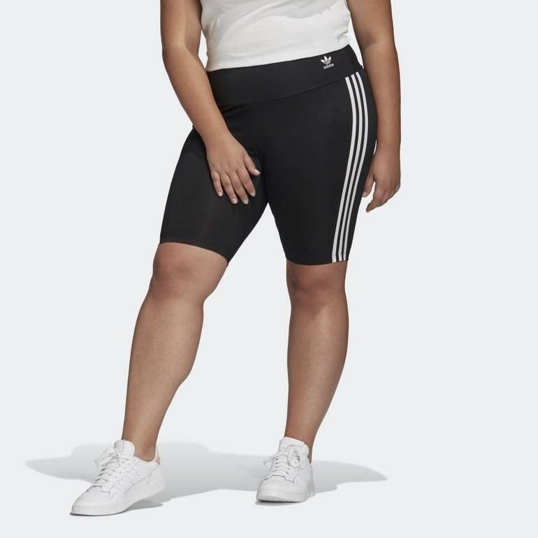 Adidas Originals Damen Radlerhose (große Größen) für 15,30€ (statt 24€) - Creators Club