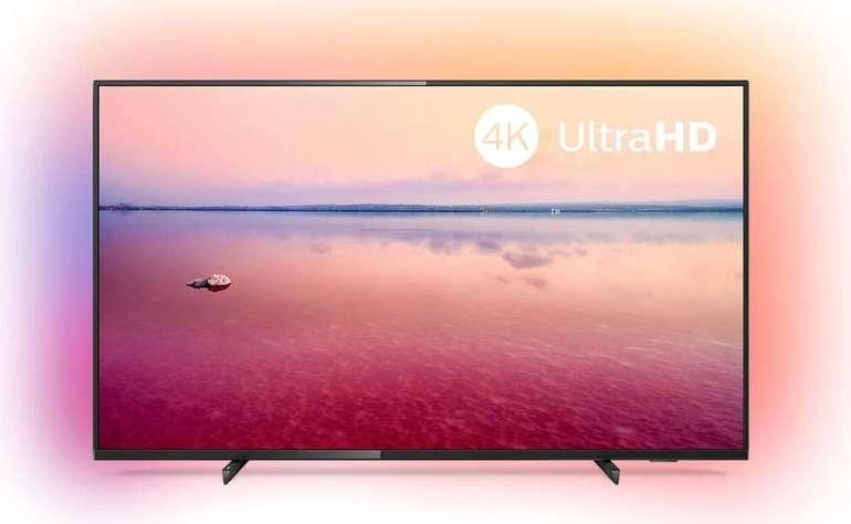 "Philips 55PUS6704 - 55"" Fernseher (4K, UHD, LED, Smart TV) für 419€ inkl. Versand (statt 463€)"