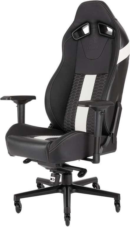Corsair T2 Road Warrior Stuhl in Weiß/ Schwarz für 283,10€ inkl. Prime Versand (statt 325€)