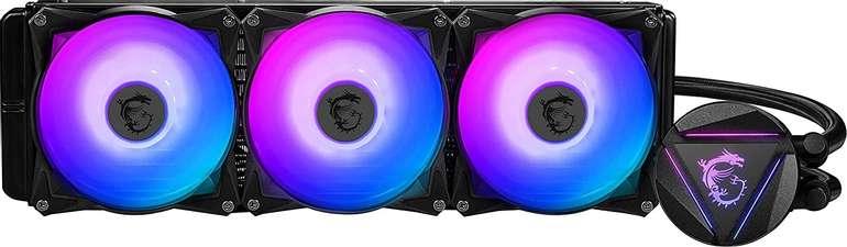 MSI MAG Core Liquid 360R CPU-Kühler mit 360mm ARGB Kühler für 99,99€ inkl. Versand (statt 132€)