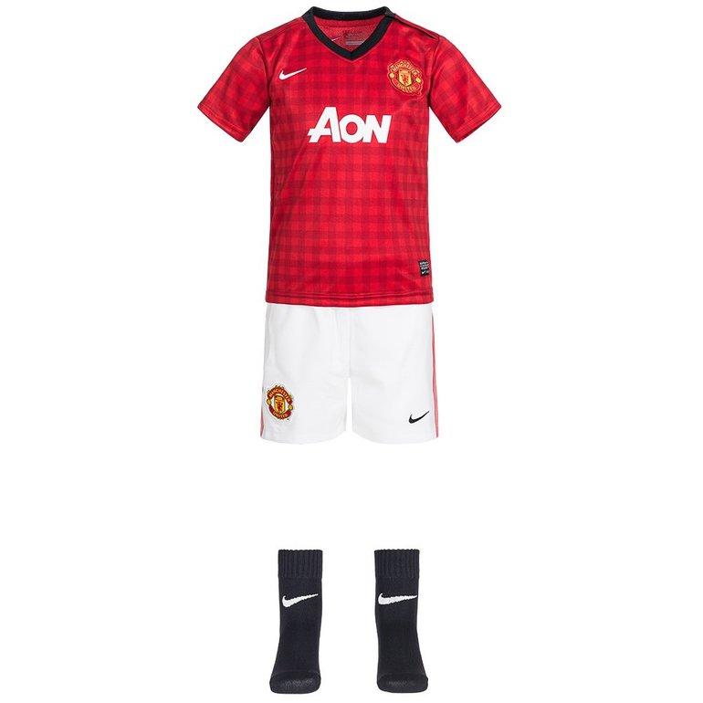 Manchester United Nike Baby Trikot-Satz für 11,72€ inkl. VSK (statt 16€)