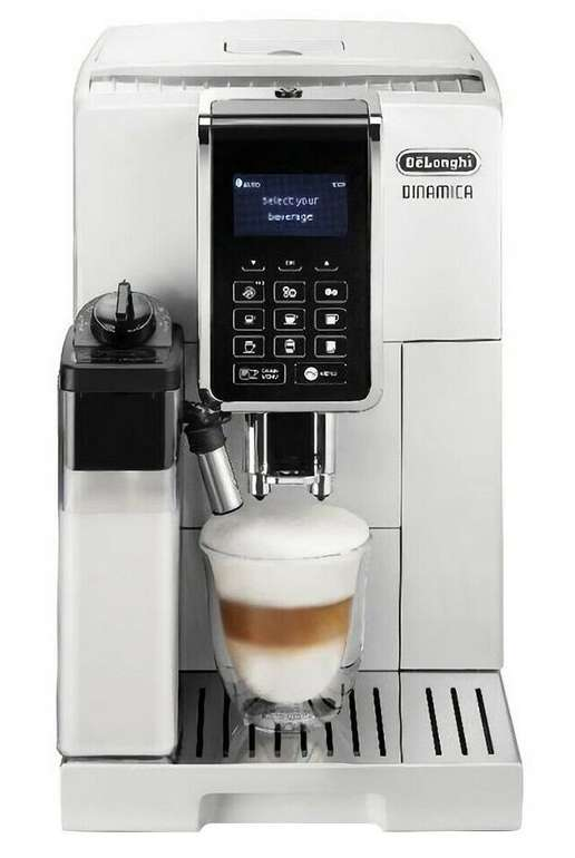 "DeLonghi ""ECAM 353.75.W"" Dinamica Kaffeevollautomat für 489,90€ inkl. Versand (statt 599€)"