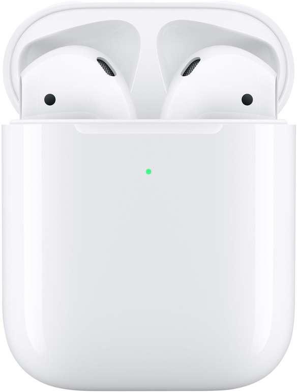 mobilcom-debitel o2 Free M Allnet-Flat mit 10GB LTE + Apple AirPods 2 In-Ear Kopfhörer für 14,99€ mtl.