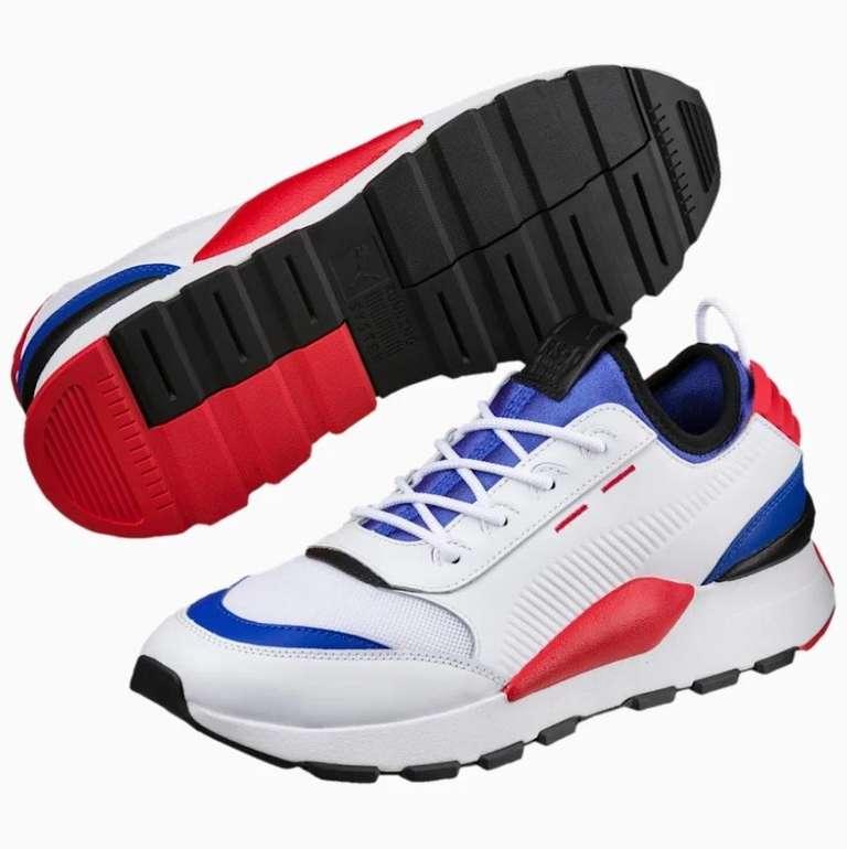 Puma Sale bis -50% Rabatt + 22% Extra Rabatt, z.B. RS-0 SOUND Damen Sneaker für 59,55€