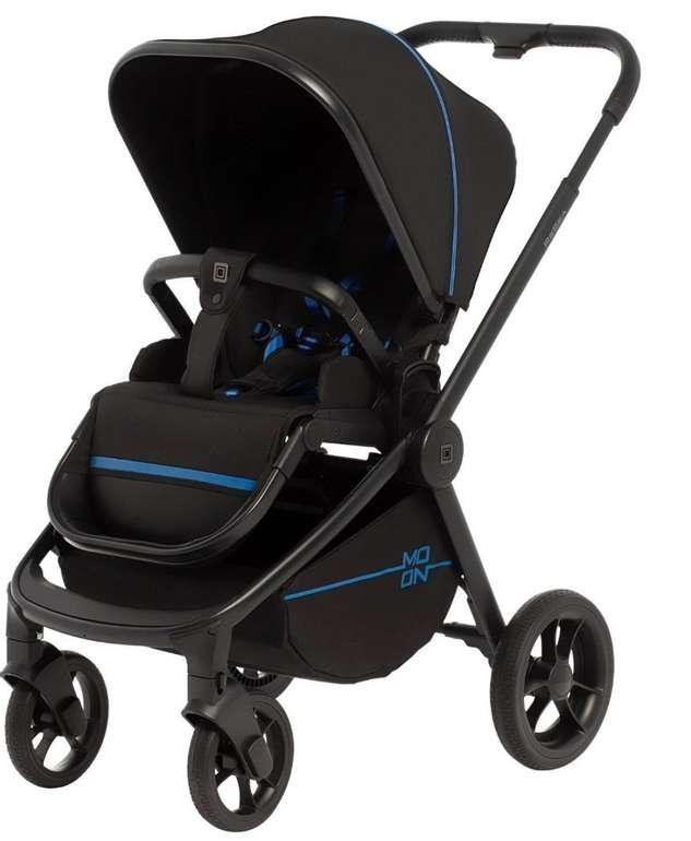 Moon ReSea Sport Kinderwagen in schwarz-blau für 181,09€ inkl. Versand (statt 199€)