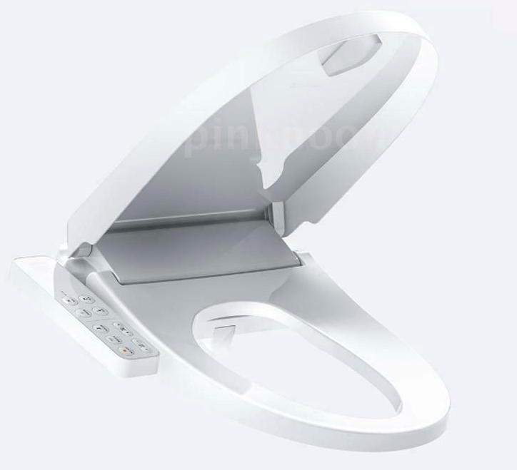 Smartmi Smart Toilettensitz (elektronisch beheizt, Bidet Spray mit LED-Nachtlicht) für 159,99€ inkl. Versand (statt 200€)