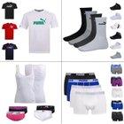 Versch. Puma Sets T-Shirts, Boxer, Hipster, Tank Tops oder Socken je 11,95€
