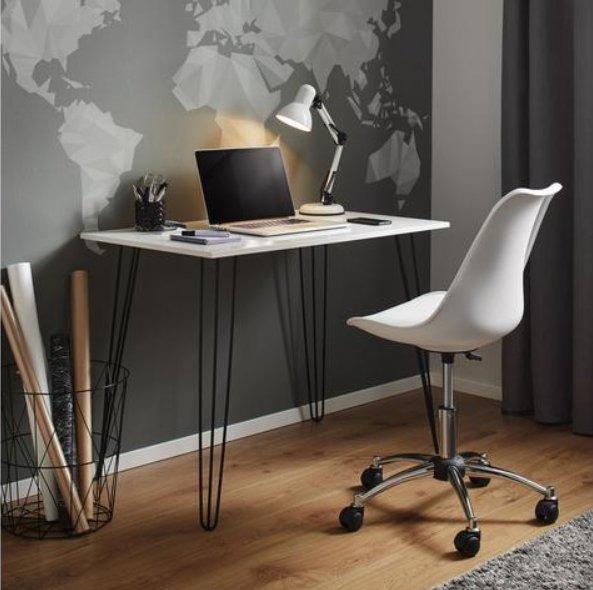 """Bessagi Home Schreibtisch """"Marc"""" (98 x 60 x 75 cm) für 34,93€ inkl. Versand (statt 50€)"""