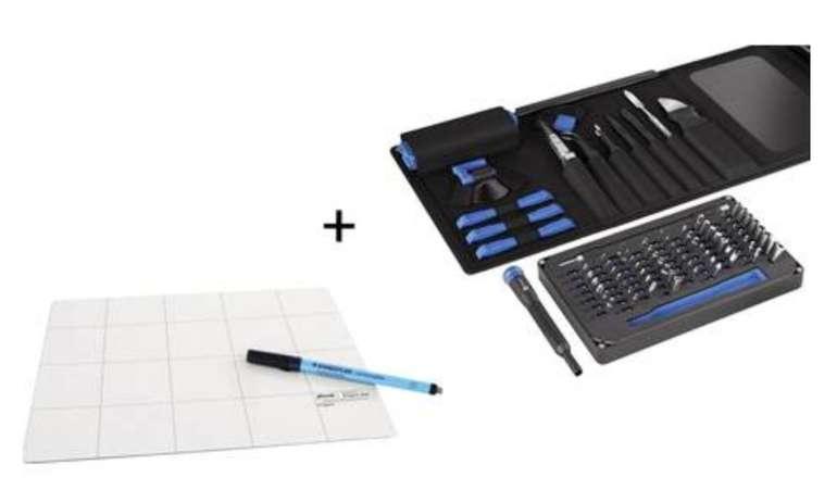 iFixit Pro Tech Toolkit + Magnetic Project Mat Magnetmatte für 59€ inkl. Versand (statt 70€)