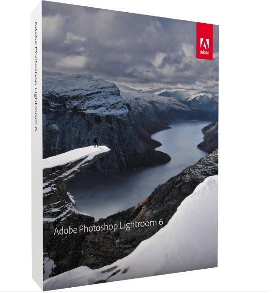 Adobe Photoshop Lightroom 6 (1 Gerät, Download) für 76,46€ (statt 105€)