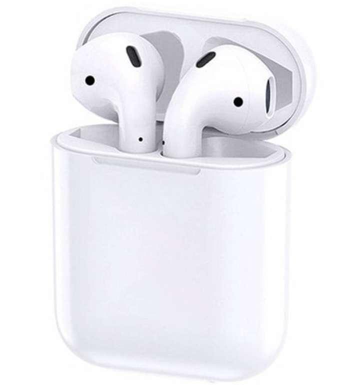 Airpods 2 Clone: i80 TWS Bluetooth Kopfhörer mit Wireless Ladecase für 36,10€ inkl. Versand