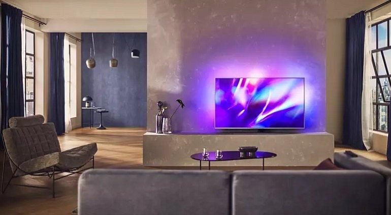 Philips 65PUS8545 12 - 65 Zoll UHD 4K Smart-TV